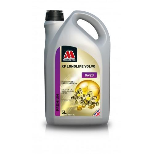 MILLERS OILS XF LONGLIFE VOLVO 0W20 5L