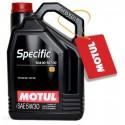 MOTUL SPECIFIC 504 00 507 00 5W30 5L
