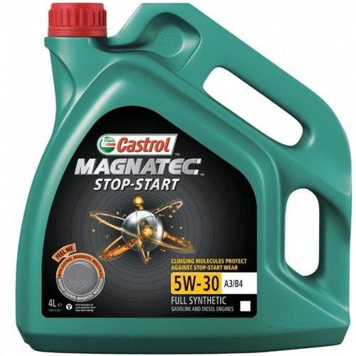 CASTROL MAGNATEC STOP-START 5W30 A3/B4 4L