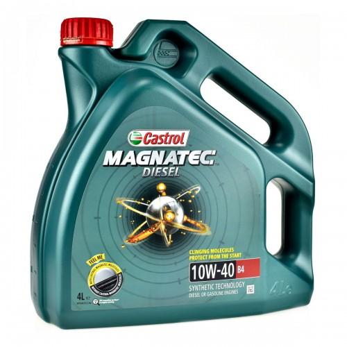 CASTROL MAGNATEC DIESEL 10W40 B4 4L