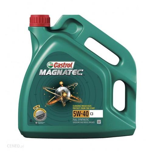 CASTROL MAGNATEC 5W40 C3 4L