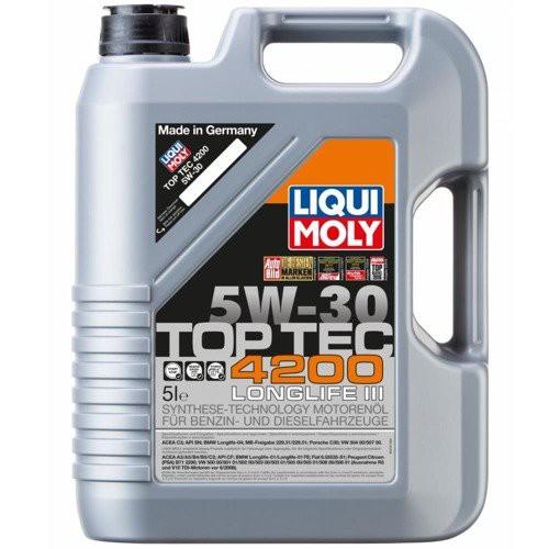 LIQUI MOLY TOP TEC 4200 5W30 5L