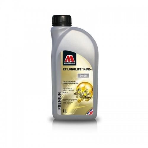 MILLERS OILS XF LONGLIFE 14 FE+ 0W20 1L