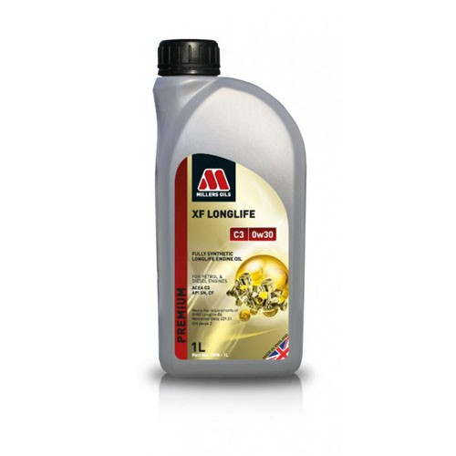 MILLERS OILS XF LONGLIFE C3 0W30 1L
