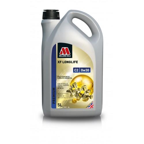 MILLERS OILS XF LONGLIFE C2 0W30 5L
