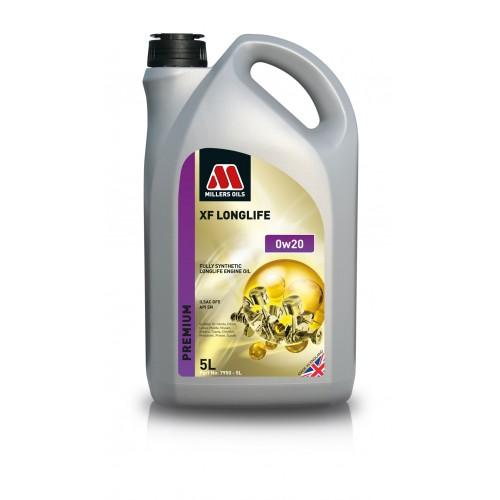 MILLERS OILS XF LONGLIFE 0W20 5L