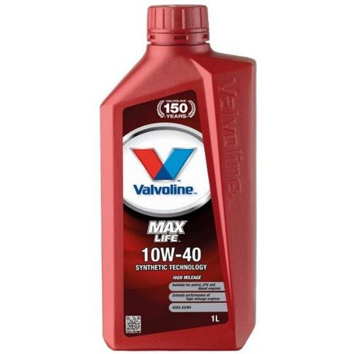 VALVOLINE MAXLIFE 10W40 1L
