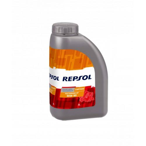 REPSOL CARTAGO MULTIGRADO EP 80W90 1L
