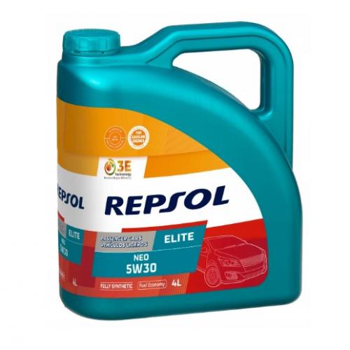 REPSOL ELITE NEO 5W30 4L