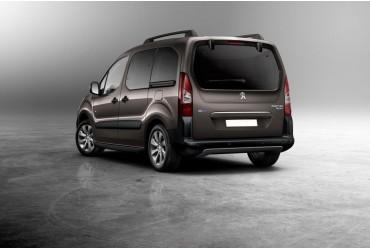 Peugeot Partner II fra 2010